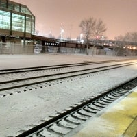 Photo taken at Newark Liberty Airport Station (Amtrak/NJT) by Joggel on 3/21/2015