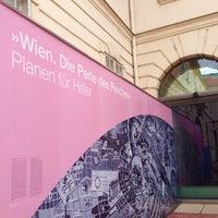 Das Foto wurde bei AzW - Architekturzentrum Wien von lippunermarc am 6/21/2015 aufgenommen