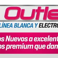 Photo taken at Outlet de Linea Blanca y Electronica by Outlet de Linea Blanca y Electronica on 11/13/2014