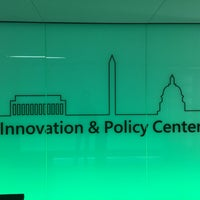 Photo taken at Microsoft Innovation and Policy Center by Charlie P. on 9/27/2017