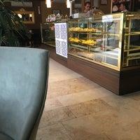 Photo taken at Büyük Urartu Oteli Cafe Patisserie by . on 2/6/2016