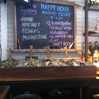 Photo taken at Oyster Club by Missy on 9/16/2012