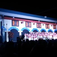 Photo taken at Instituto Miguel Angel del Occidente by Areli A. on 12/6/2014