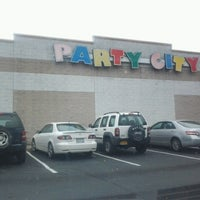 Photo taken at Party City by j@d!<3 on 10/28/2012