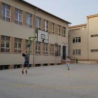Photo taken at Kurtuluş Anadolu Lisesi by Kemal K. on 8/23/2017