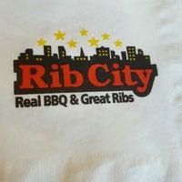 Photo taken at Rib City by Robin B. on 7/24/2016