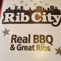 Photo taken at Rib City by Robin B. on 4/10/2016