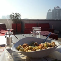 Photo taken at Vapiano by Milos D. on 1/2/2013