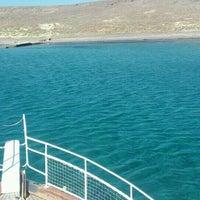 Photo taken at Tavşan adası by ali c. on 9/29/2016