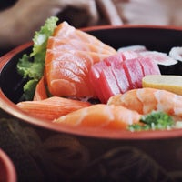 Photo taken at Ai Sushi by Mé N. on 1/19/2015