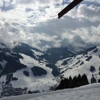 Das Foto wurde bei Berggasthaus Sportalm von Bert S. am 3/11/2013 aufgenommen