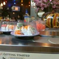 Photo taken at Sushi Sakura by Eric S. on 7/26/2016