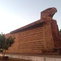 Foto tomada en Monumento Las Águilas por Oscar Salvador N. el 3/9/2014