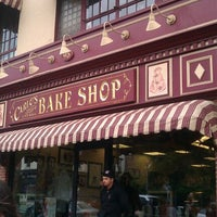 Photo taken at Carlo's Bake Shop by Claudia Never the M. on 10/14/2012