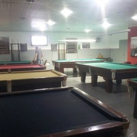 Photo taken at Executivo Snooker Bar e Bilhar by Karina M. on 7/4/2014