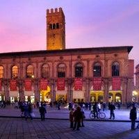 Foto scattata a Piazza Maggiore da Associazione Succede solo a B. il 1/4/2013