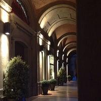 Photo taken at Via Farini by Associazione Succede solo a B. on 2/17/2014