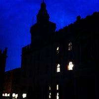 Photo taken at Palazzo d'Accursio - Palazzo Comunale by Associazione Succede solo a B. on 10/19/2012
