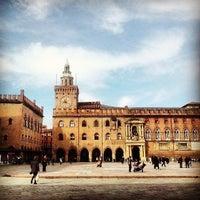 Foto scattata a Piazza Maggiore da Associazione Succede solo a B. il 5/2/2013