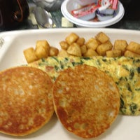 Photo taken at Jo's Best Diner & Coffee Shop by Sandy N. on 3/17/2013