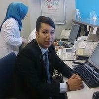 Photo taken at Türkiye Finans by Arif D. on 10/7/2015