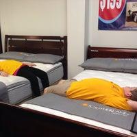 Photo taken at Atlantic Bedding & Furniture-Nashville by Shana D. on 5/13/2015