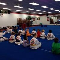 Photo taken at Deaton Karate Studio by Shana D. on 2/15/2014