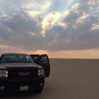 Photo taken at الابرق عند الابل by Jasem D. on 1/2/2014