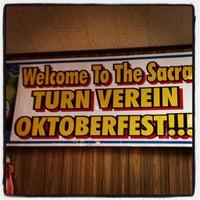 Photo taken at Oktoberfest At Turn Verein by Randy L. on 10/12/2013