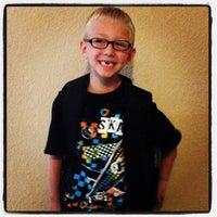 Photo taken at Heritage Oak Elementary School by Randy L. on 8/7/2013