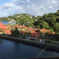 Photo taken at St. Lucia by Alexandra O. on 12/30/2015