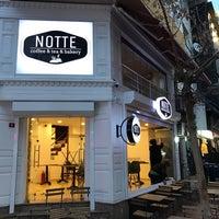 Foto tomada en Caffe Notte por Canöz Hayri D. el 1/28/2017