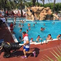 Photo taken at Piscina Camping Playa Tropicana by Camping Playa Tropicana on 7/10/2016