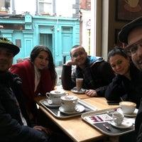 Photo taken at Costa Coffee by Çağla Y. on 2/3/2017