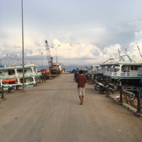 Photo taken at Cảng Cá An Thới by SEO K. on 5/6/2017