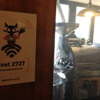 Photo taken at Cafe Civet by SEO K. on 2/22/2014