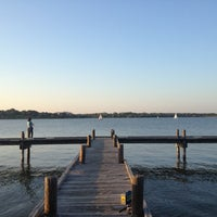 Photo taken at White Rock Lake by SEO K. on 10/4/2012