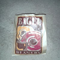 Photo taken at Bagel Beanery by Denice C. on 7/23/2014