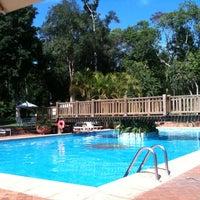 Photo taken at San Martin Hotel & Resort Foz do Iguaçu by Federico T. on 4/6/2013