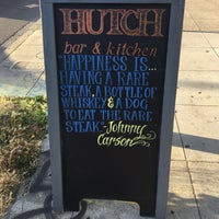 Hutch Bar Kitchen Oakland Ca