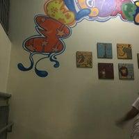 Photo taken at Hanoi Academy School by Mabu M. on 5/19/2016