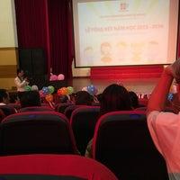 Photo taken at Hanoi Academy School by Mabu M. on 5/26/2016