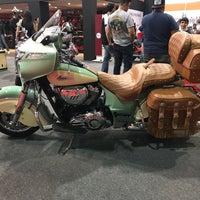 Photo taken at Salon Internacional De La Motocicleta by ১α∱ε† on 10/14/2017