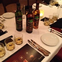 Photo taken at Fleming's Prime Steakhouse & Wine Bar by Lauren N. on 11/18/2012