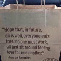 Photo taken at Chipotle Mexican Grill by Jaclyn C. on 8/4/2014