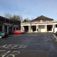 Photo taken at Brent Cross Station Bus Stop R by さとし す. on 3/2/2014