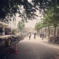 Photo taken at Kagoshima University Central Library by Carlos Eduardo N. on 5/29/2015