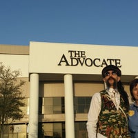 Photo taken at The Advocate by Alexander A. on 3/21/2014