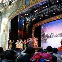 Photo taken at Lotte World Garden Stage by 토마스 on 11/18/2012