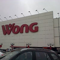 Photo taken at Wong by Juan J. on 6/16/2013